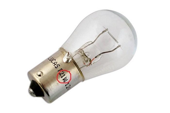 bulb wattage